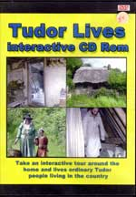 Cover of Tudor Lives DVD